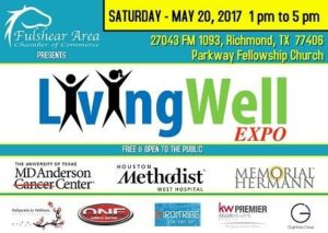 Living Well Expo, May 20