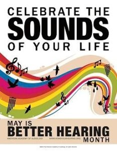 May is Better Hearing Month