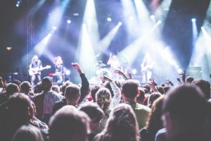 Concerts and Tinnitus in Katy