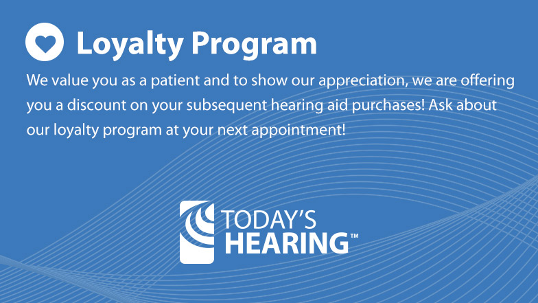 hearing loss referral program loyalty rewards