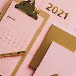 2021 resolutions list